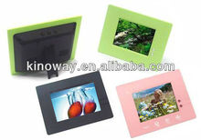 3.5 inch support SD/MMC/MS cards digital photo frame