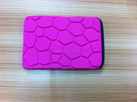 7inch lightweight embossing neoprene tablet sleeves,tablet cover/case for Ipad mini