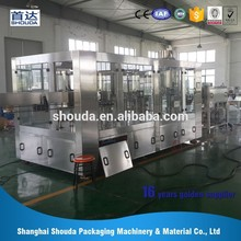 Controllable Capacity Mineral, Pure,Distilled, Drinking Water Filling Plant production line