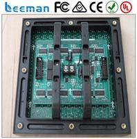 led screen display outdoor color Leeman P10 SMD mini led sign board