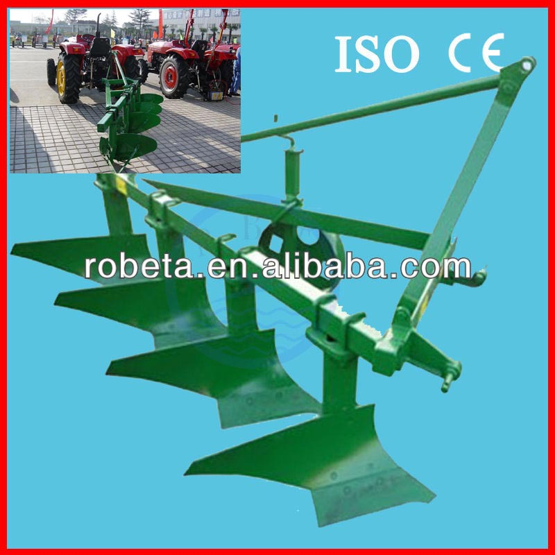 Agricultural machinery Hydraulic Reversible moldboard breaking Plow for sale
