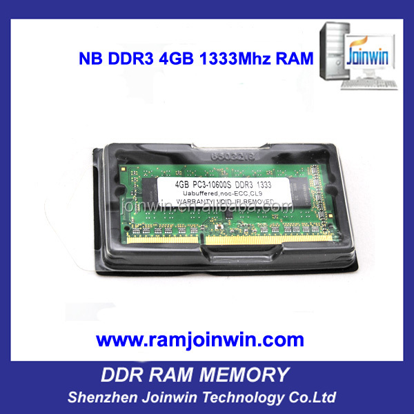 suppliers in china all motherboard ram memory ddr3 4gb laptop