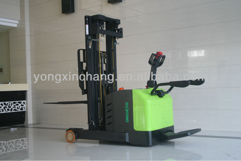 mini Electric pallet Stacker with CE for sale
