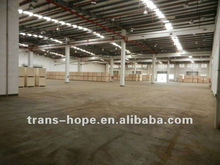 Clothing warehouse in Shenzhen to Russia