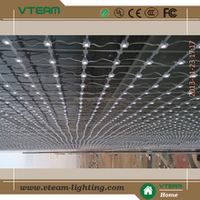 2013 led new inventions curtain display for building advertisement