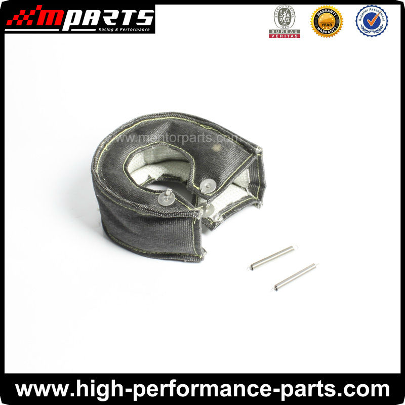 High performance T3/T4/T6 Turbo heat shield/exhaust wrap/ turbo blanket