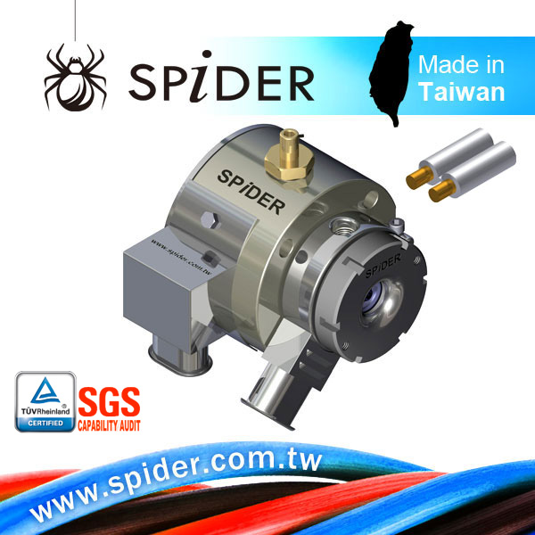factory price U14P fixed centering Single layer flat cable extrusion crosshead