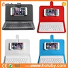 New style bluetooth keyboard with cover case, mini bluetooth keyboard, bluetooth keyboard for 5 inch andriod tablet