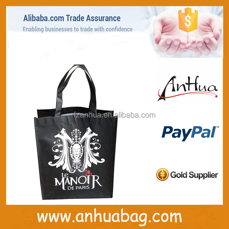 alibaba china personality custom non woven bag