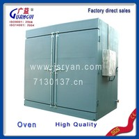 high temperature hot air circulating electric dehydration oven