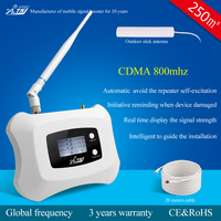 chinese 800 mhz 2g 3g cell phone signal booster cdma mobile phone signal repeater