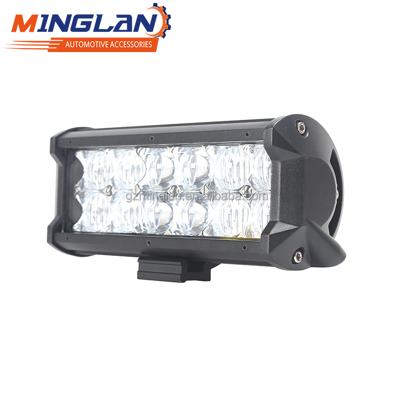 Wholesale high power 5D Off road Led Bar 36W Car LED Light Bar with flood beam, spot beam or combo beam