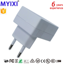 Wall Type USB Type Ac travel adapter Charger 5v1a EU switching power adapter for smartphone mobile