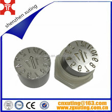 steel Standard Date code inserts date stamps date marked indicator in Mold