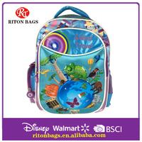 Manufacturer New Pattern Hot Quality Children Fashionable School Bag for Teens