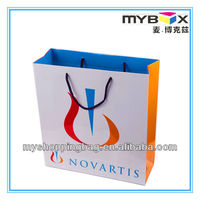 High Quality Shopping Paper Bag for Medicine
