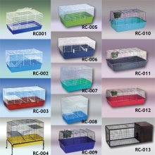 King Fischer Rabbit Cage