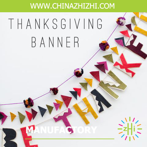 2016 New design Garland For Thanksgiving Day