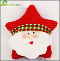 Christmas plush toys Cute Santa Claus Christmas tree toy Christmas git