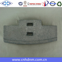 chromium carbide wear resistant plate