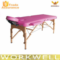 WorkWell folding and portable sex massage table Kw-T2524
