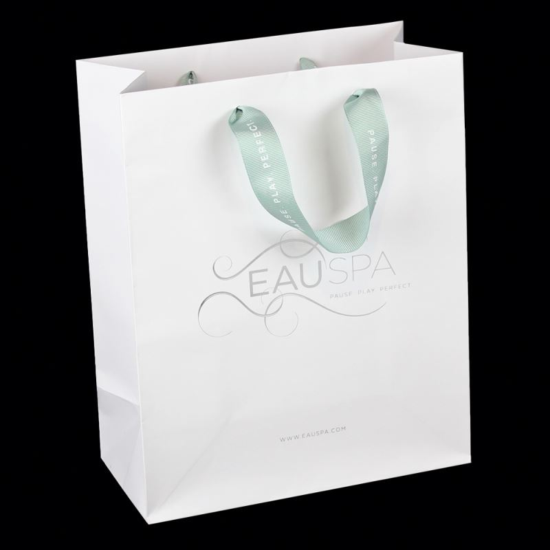 Custom Printing Grocery Kraft Paper Bag With Great Price