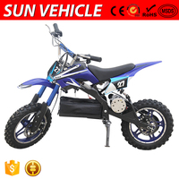 Professional Aluminum Exhaust System Electric Cheap 50CC Dirt Bike