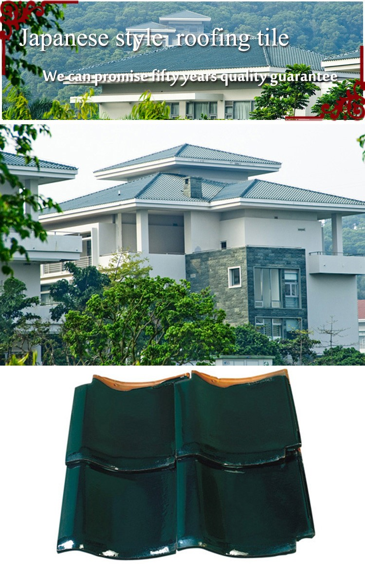 J1 305x305mm New Type High Quality Blue House Roofing In
