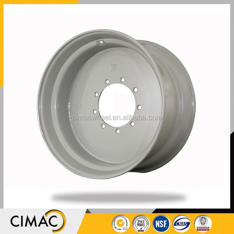 10 holes designed as truck tire car agricultural wheel rims