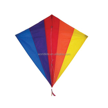diamond rainbow kids kite