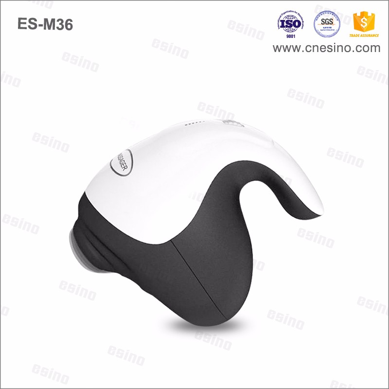 Alibaba New Item Hot in Japan! Back Pain Relief Strong Power Handheld Body Massager ES-M36