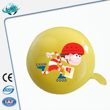 Classical design most popular tiger cartoon child bicycle bell