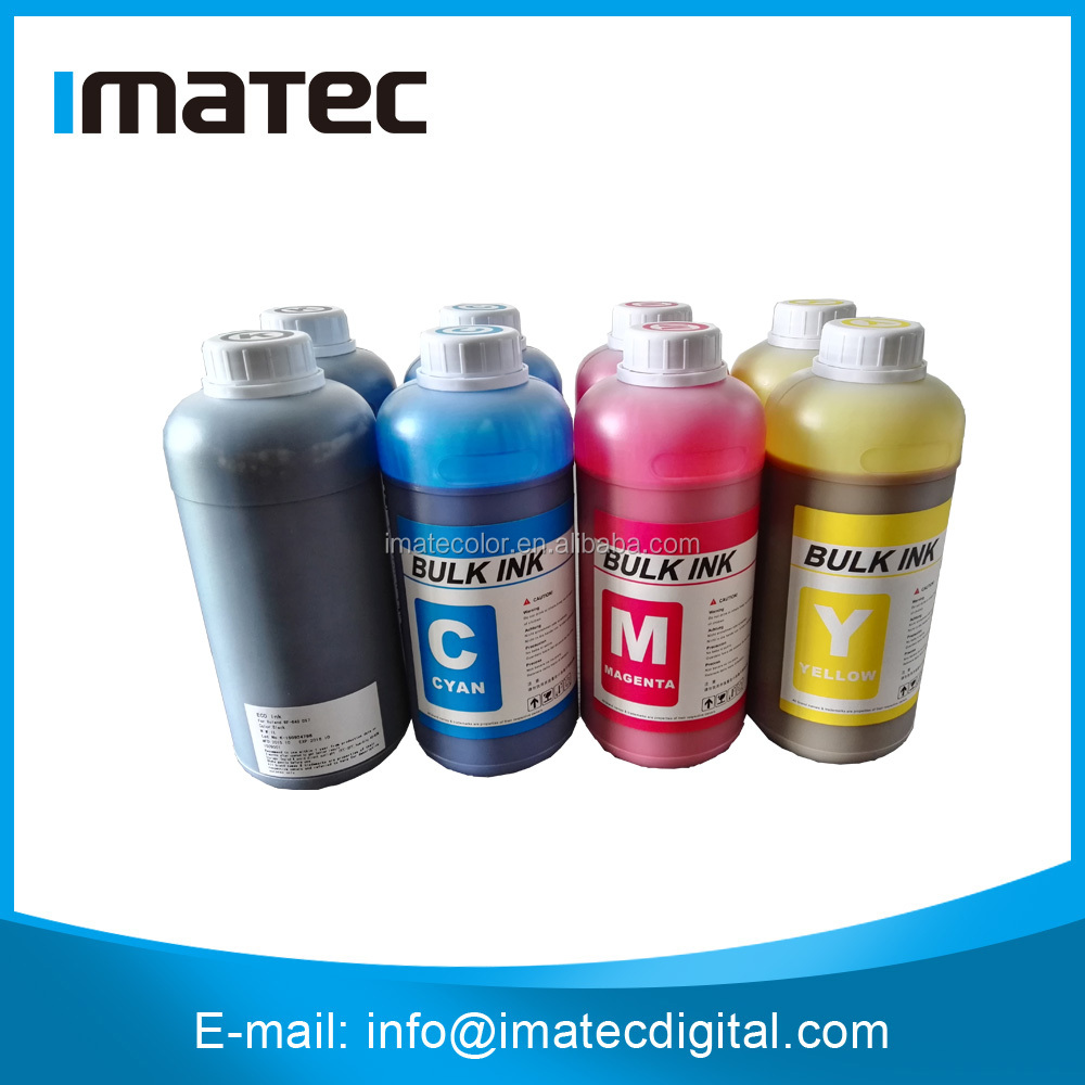 NEW Eco Sol Max2 Inks For DX7 PrintHead Roland RE640 XF640 RF640