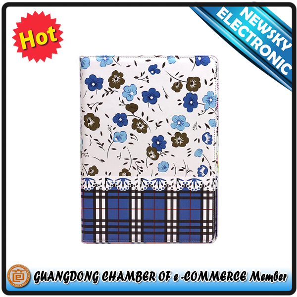 new arrive fashion case best price for ipad air 2 Floral case
