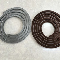 Sealing Strip/ Groove Weatherstripping Used for Wood Door frame Q-lon Seal
