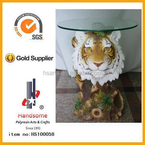 Exceptionnel Resin Tiger Coffee Table, Resin Tiger Coffee Table Suppliers And  Manufacturers At Alibaba.com