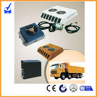 12V/24V Scania truck cooling system for truck, trailer, tractor, engineering vehicle