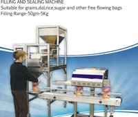 rice dal sugar packing machine