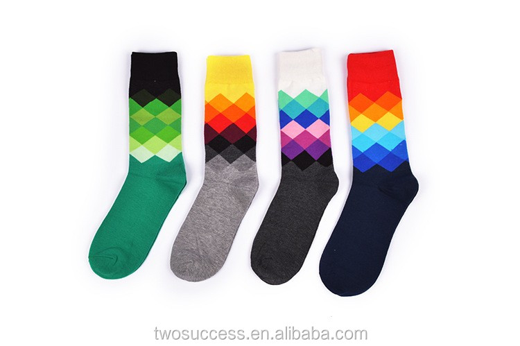 high quality black color dress sock tube socks