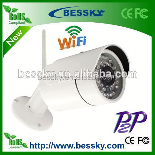 2 Mega pixels 1080P full hd IP Camera Onvif Free IOS and Android APP Cloud P2P Wireless IP Camera wi-fi direct camera