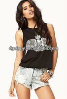 Eagle Graphic Muscle T-Shirt Design,Wholesale Teen Clothing