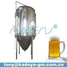 4000L stainless steel draft beer plant