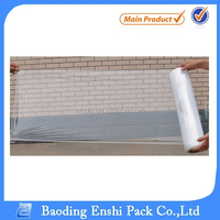LLDPE Material and Stretch Film Type High Quality jumbo Pe Stretch Film