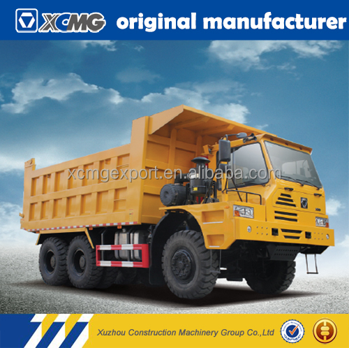 XCMG Official 50ton used manual Mining Truck Nxg5760dt