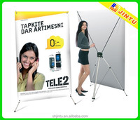 Roll up display stand, X banner, X rack for advertising