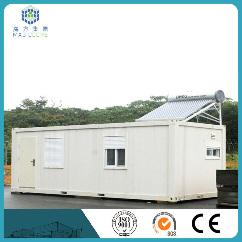 flat pack 20ft modular kit house quick bolt connecting portable prefab container homes
