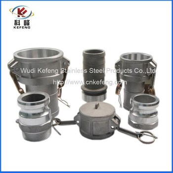 direct manufacturer of aluminium camlock coupling