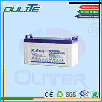 Solar Energy Storage 12V 120AH Battery for Dubai with long service time