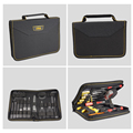 Wholesale portable designer hand tool bags to store tools