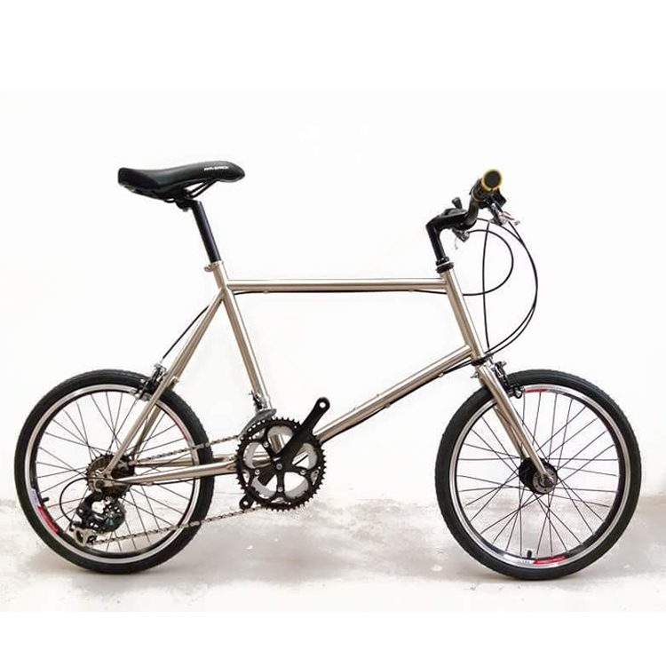 Customized 14 speed steel 20 inch mini road bicycles for sale